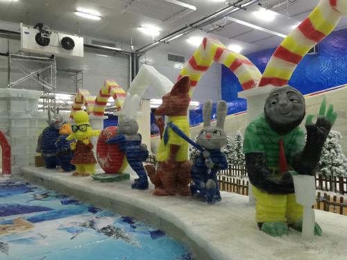 厦门启明星冰雪科技供应口碑好的冰雕展 优质的冰雕展