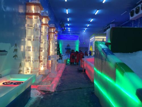 冰雕展流程-提供专业的冰雕展