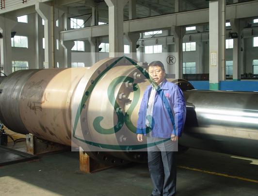非标液压工程油缸