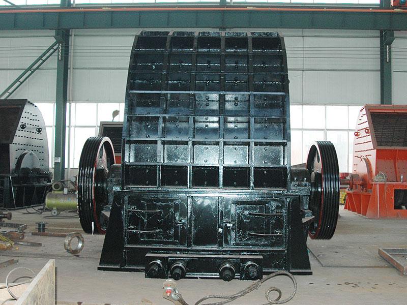 诚实矿山机械质量良好的箱式重锤破碎机出售_四川破碎机生产