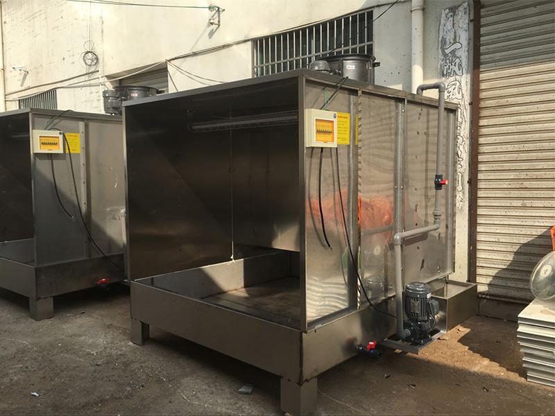 江西水帘柜喷漆台生产厂家|浙江价位合理的不锈钢喷漆环保水帘柜哪里有供应