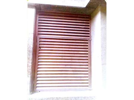 沈阳外墙百叶工程带您了解外墙百叶的类型有什么!