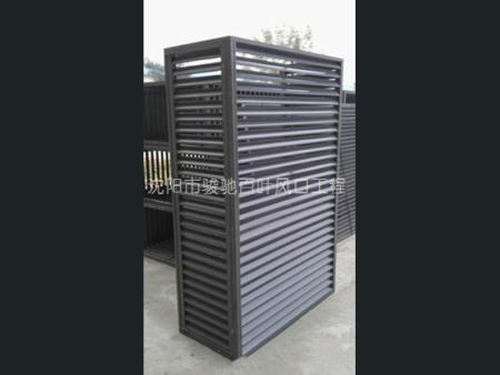 黑龙江外墙防雨百叶工程-价格合理的外墙防雨百叶推荐