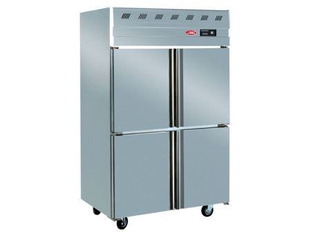 永州厨房设备——高性价四门冷柜哪里有供应
