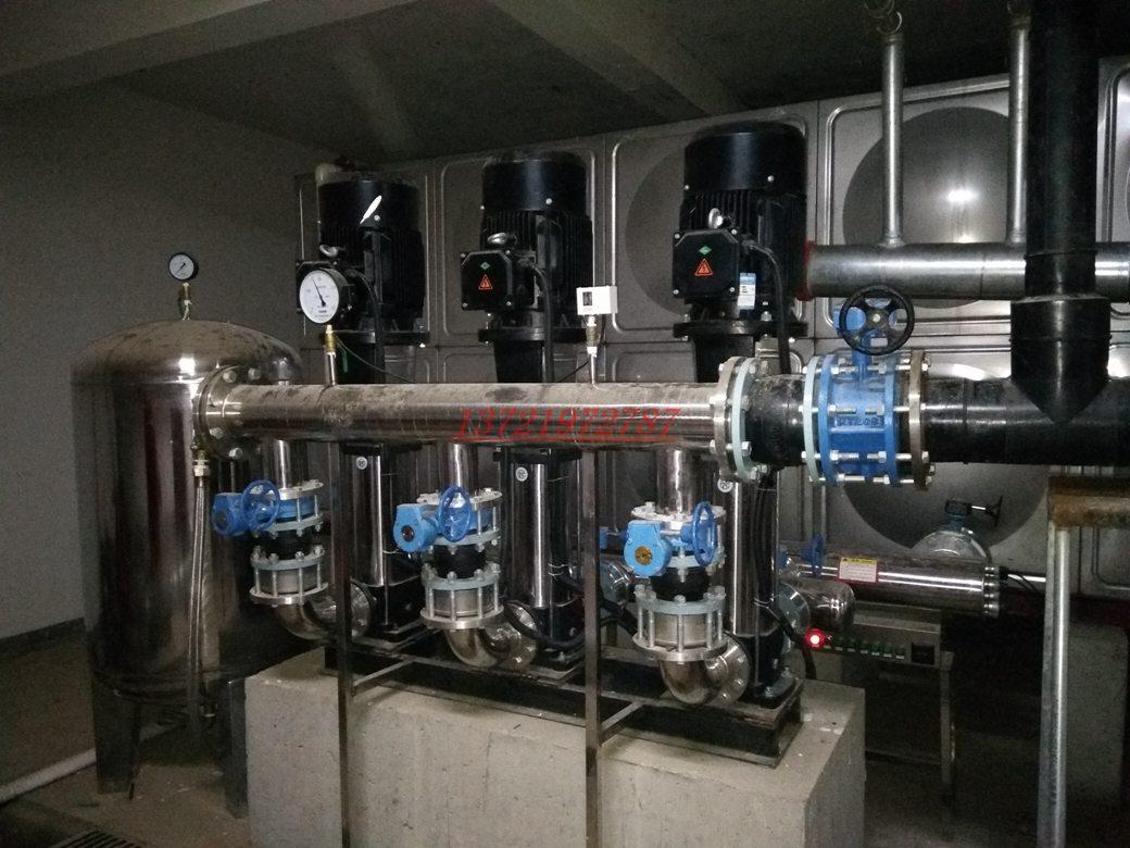 三栋机电——专业的不锈钢水箱提供商_高能不锈钢水箱