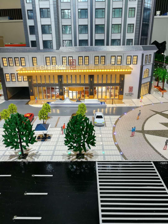 制作房地产模型就找鑫晟达模型|当地的模型制作公司