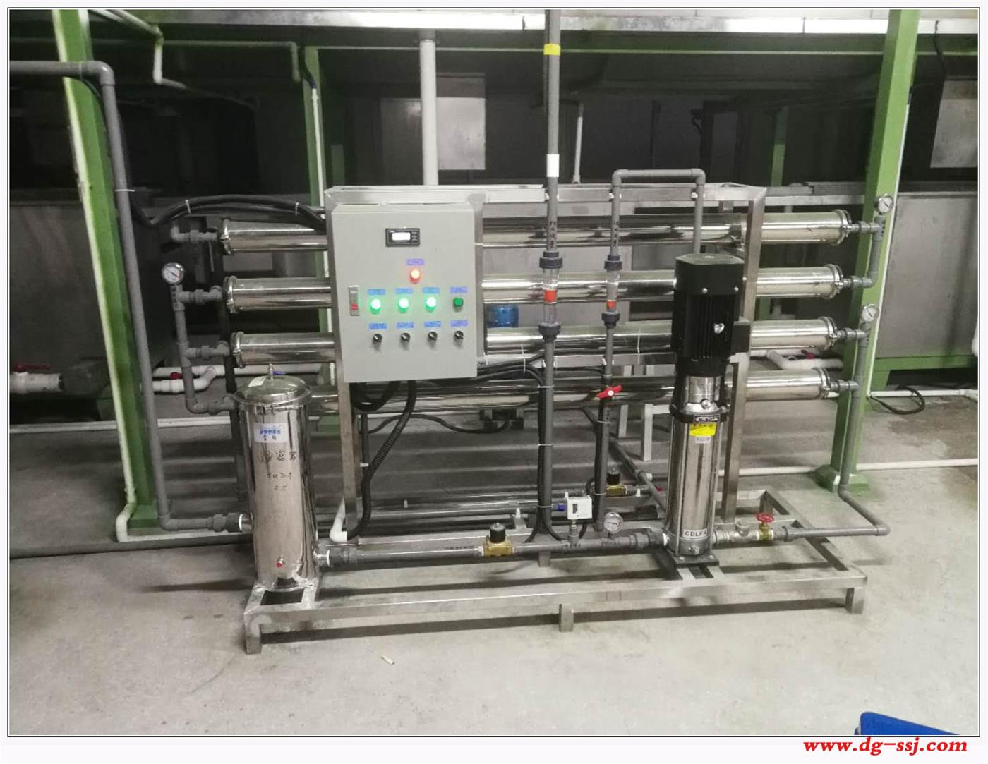 单级反渗透净水设备直销 品质保证