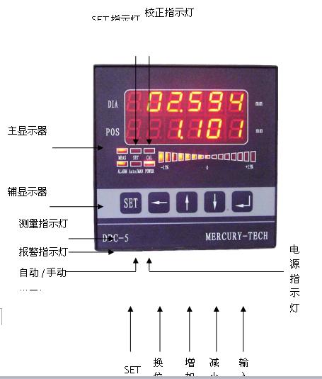 明锐电子科技_口碑好的远程控制器DDC-5公司-计米器代理加盟
