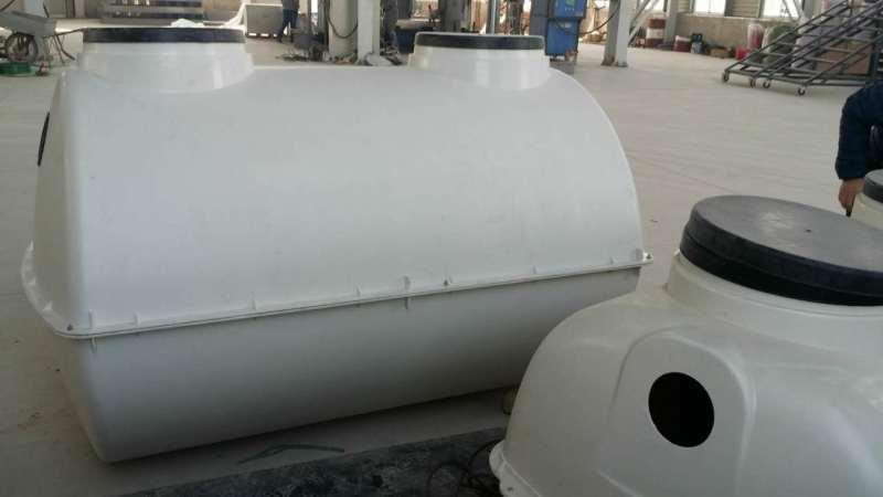 河北纳森纳模压化粪池 小型家用化粪池 污水处理化粪池