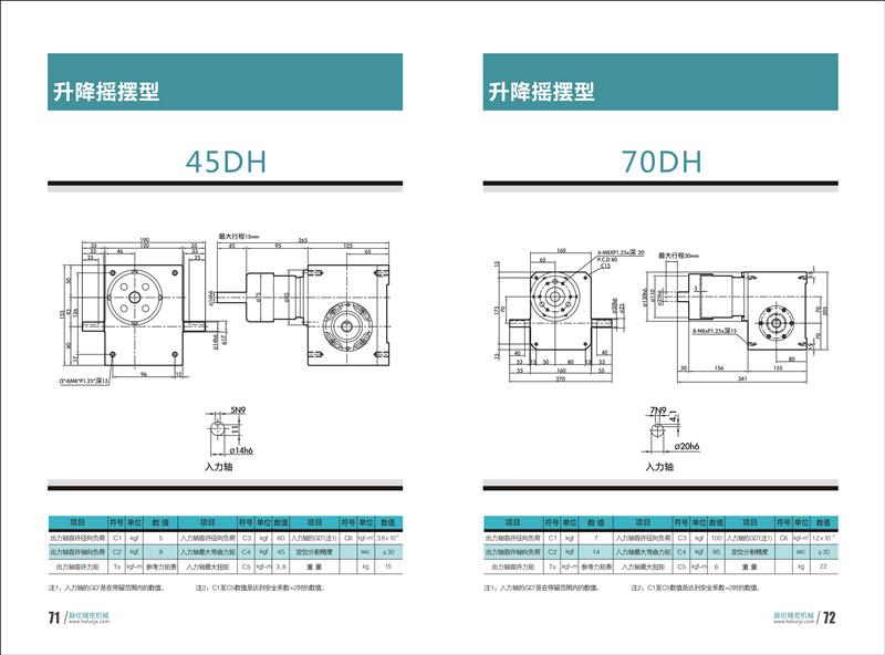 升降摇摆型凸轮分割器生产厂家_大量供应性价比高的升降摇摆型凸轮分割器