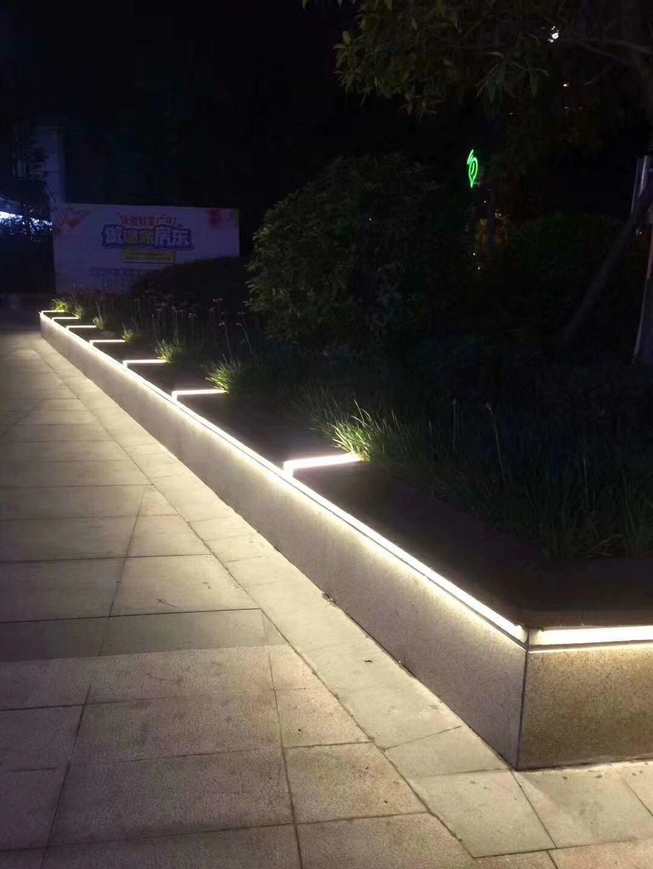中山户外防水感应地砖灯哪家好-专业的地砖灯