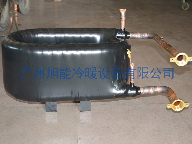 套管生产厂家 供应广东5HP套管换热器