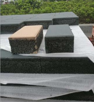 路美彩砖_知名的砂基透水砖供应商|砂基透水砖设计新颖