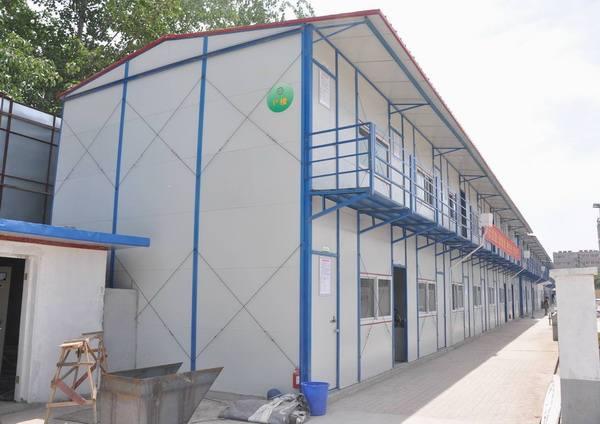 郑州彩板房