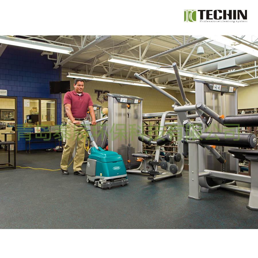 济南手推式洗地机生产厂家_泰辰环保科技提供专业的手推式洗地机