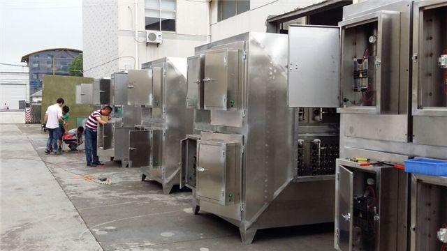 UV光氧催化除臭设备哪家公司做的专业一些