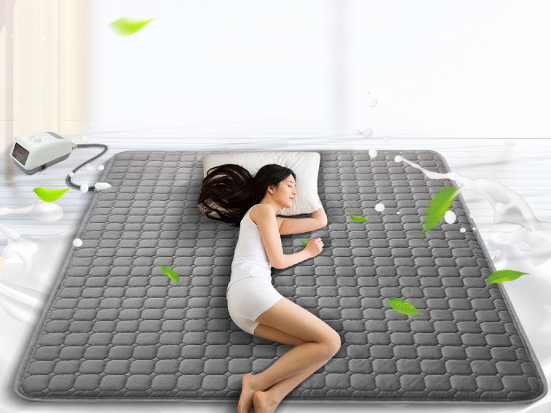 深圳哪里有供应好用的尤搏思智能无泵水循环乳胶水暖毯,山西无辐射电热毯