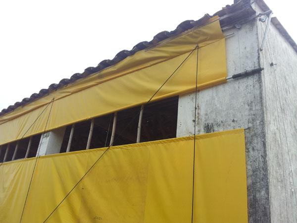 珠三角帆布生产厂 帆篷制作加工厂家 防雨篷布加工
