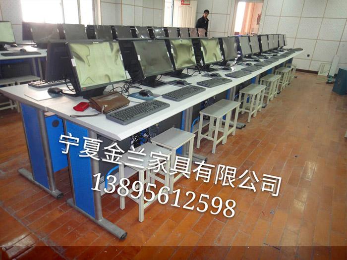 宁夏电脑桌定制_银川新品银川电脑桌