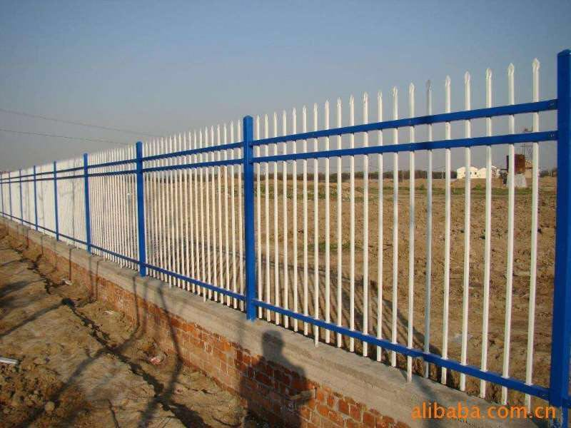锌钢护栏厂家大量批发锌钢护栏扶手百叶窗
