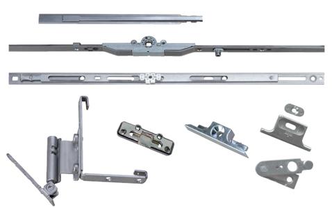 供應山東超值的鋁木平開下懸窗五金-供應鋁木平開下懸窗五金