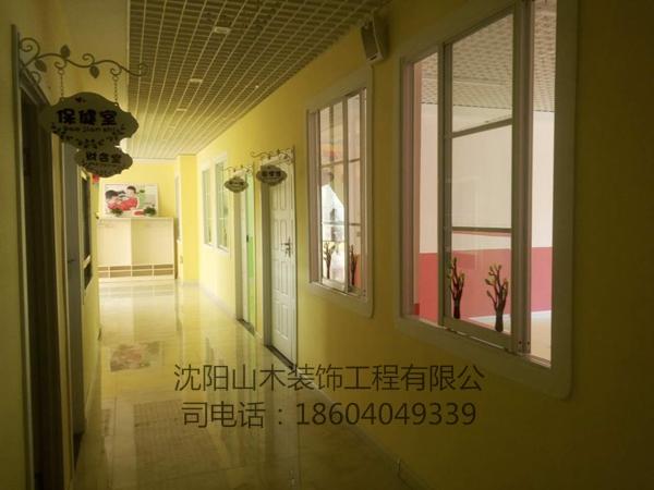 沈阳山木装饰装修设计价格-盘锦幼儿园装修设计