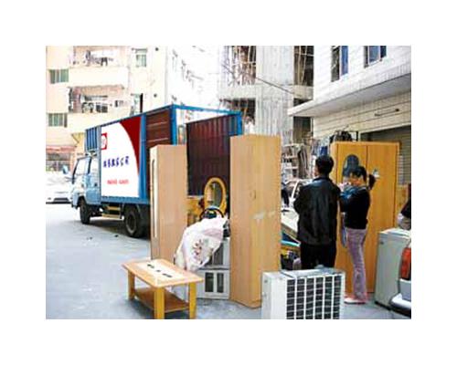 惠州吉顺发搬迁专业提供搬家服务,仲恺搬厂