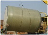 缠绕玻璃钢卧式、FRP/PVC、PP、PE复合贮运罐 储罐价