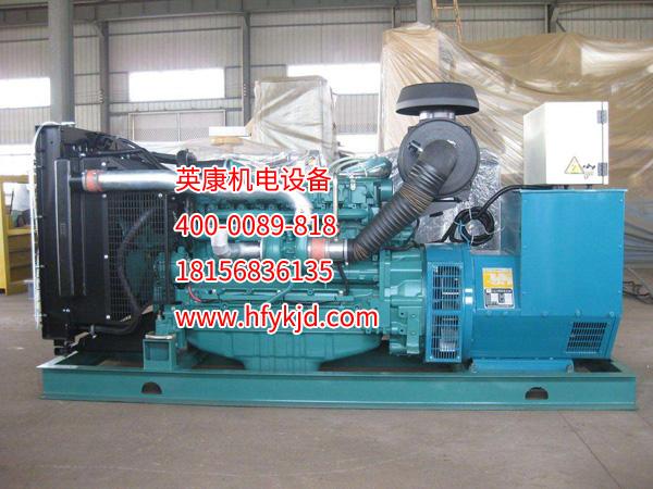 合肥价格合理的柴油发电机组_亳州发电机租赁
