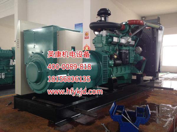 合肥口碑好的柴油发电机组哪里买 蚌埠静音发电机出租