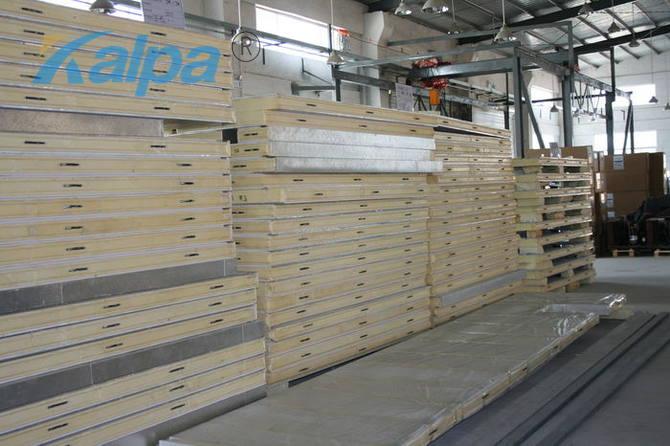 广东可靠的冷库板生产厂家 冷库板厂家冷库施工设计代理加盟