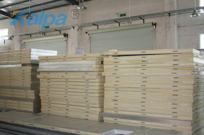 专业冷库板生产厂家专卖店 广东冷库板生产厂家哪家规模大