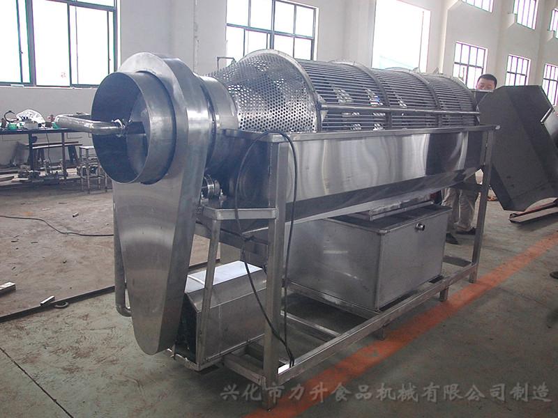 力升食品机械_质量好的滚桶式清洗机提供商_河南高压清洗机厂家