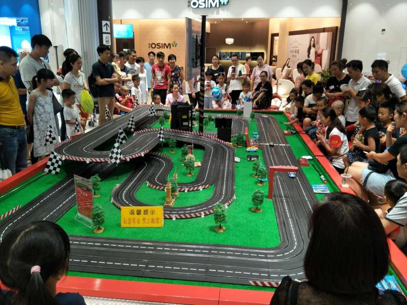 飞时代儿童轨道赛车路轨赛车,投资小,回报快,场地小,创业项目