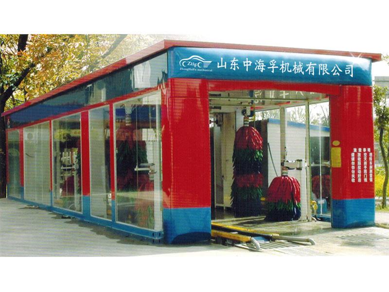 天津隧道式洗车机哪家好-隧道式洗车机价格