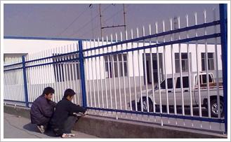 衡水专业的喷塑铁艺护栏哪里买——喷塑铁艺护栏厂家