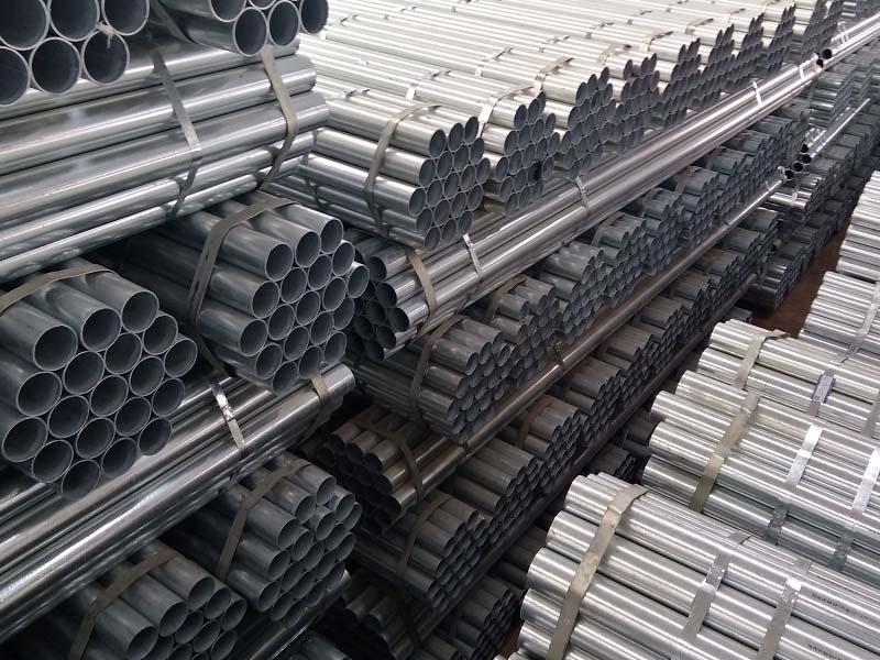 郑州哪里卖镀锌钢管