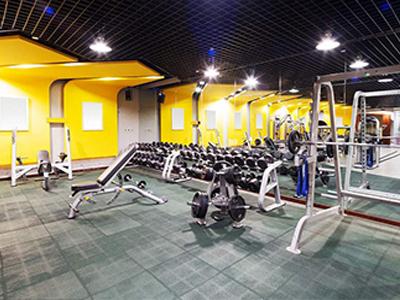 河北健身房橡胶地垫――品质健身房橡胶地垫专业供应