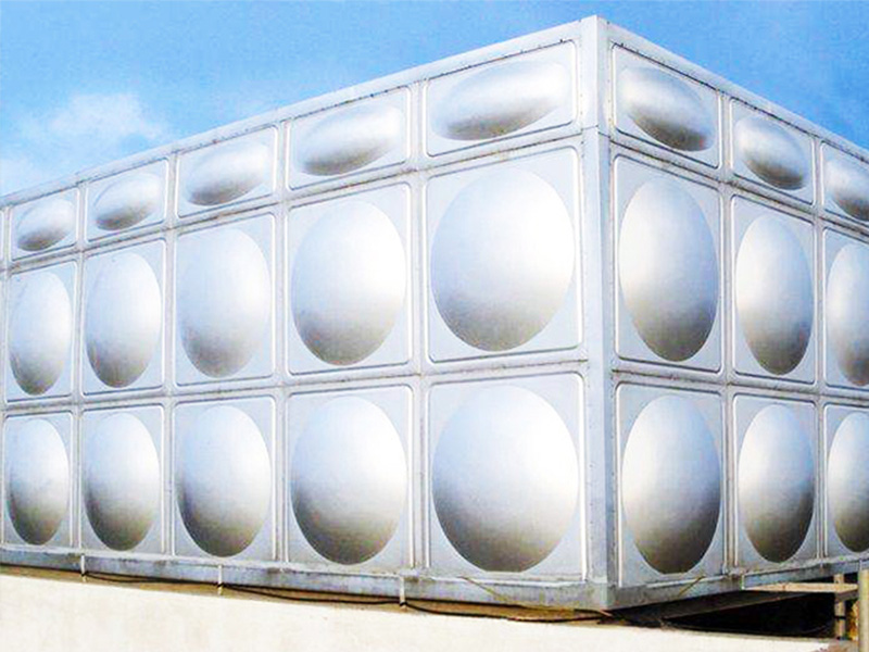 供应不锈钢方形水箱――宿迁不锈钢方形水箱价格