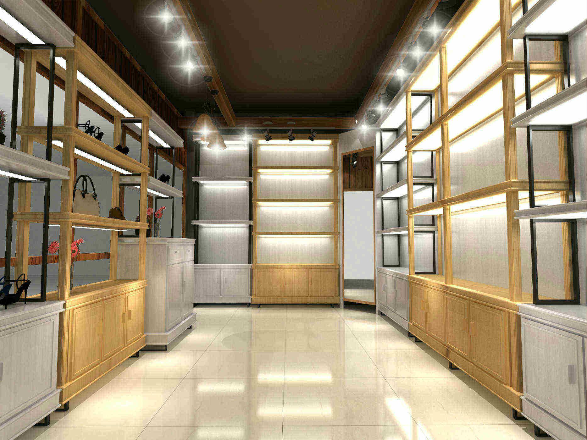 服装展柜定做-长沙服饰展柜供应厂商