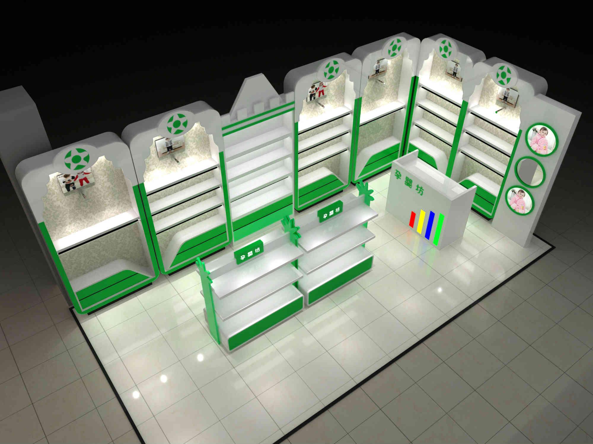 北京童装展示柜-湖南童装展示柜专卖