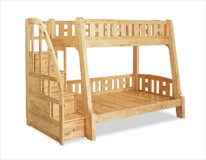 实木上下床生产厂家|供应德润教育用品报价合理的实木上下床