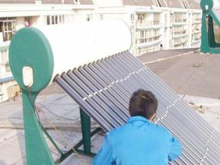 烟台壁挂太阳能清洗