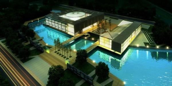 佛山园林艺术设计 惠州公园景观设计 广东室外景观设计公司