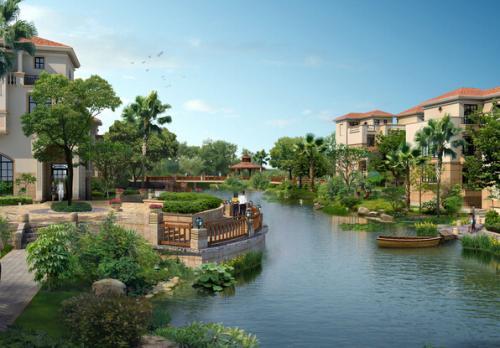 惠州园林艺术设计 佛山生态景观设计 惠州生态景观设计
