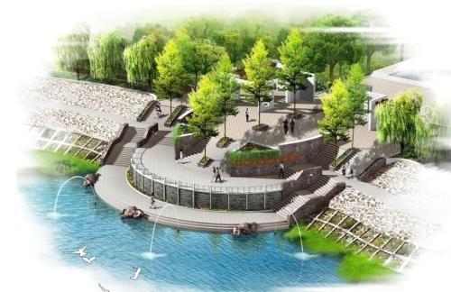佛山建筑景观设计 园林景观设计工程 肇庆景观设计