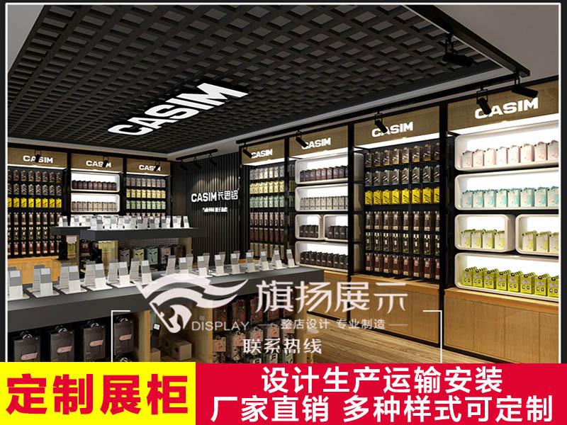 湖北展柜厂武汉定制展柜数码展示柜手机配件货柜电子产品陈列柜