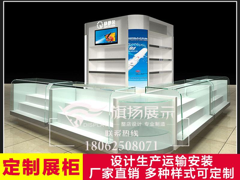 湖北展柜厂武汉定制展柜中药柜西药陈列柜药店展示柜产品货架