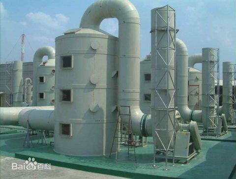 BJS型酸气净化塔 玻璃钢净化塔生产一三九 32890473