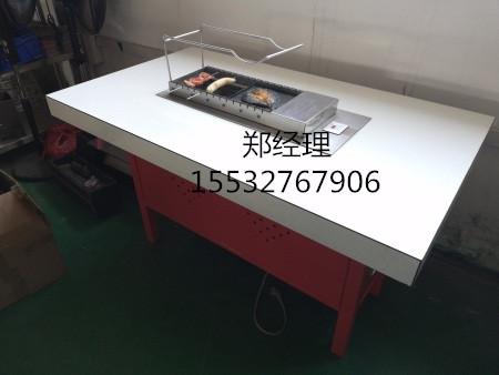 纳米瓷烧烤桌供应 河北热卖纳米瓷烧烤桌推荐